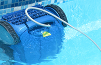 水中ロボット内への浸水検知