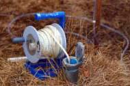 地下水の水位計測